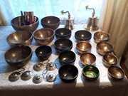 Для гармонизации и очищения продам тибетские поющие чаши